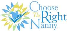 Choose the Right Nanny Logo